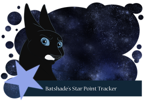 TBT || Batshade's Star Point Tracker by SapphireSquire