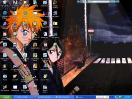 Bleach Desktop by Rocket42