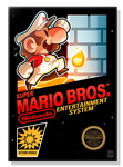 Super Mario Bros. by MathieuBeaulieu