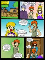 Fantasy Problem: Paths 4 by CrazyCowProductions