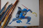 Sly Cooper by TAI55