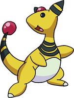181 - Ampharos by Tails19950