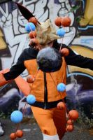 Naruto Uzumaki  Cosplay by The S.C. Cosplay by theSCcosplay