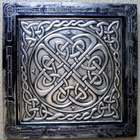 framework embossing Celtic art by CacaioTavares