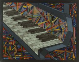 Piano by apbaron