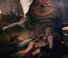 Miley jabbas slave by Cloudartistmaster