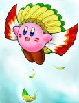 Wing Kirby by AzureShinobi