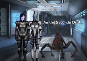 As the Seconds Drift (entire story) by DesignMomma