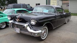 1957 Cadillac Fleetwood by sfaber95