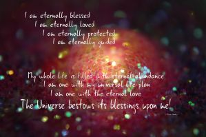 Universal blessing by Tricia-Danby