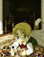 APH - Toy Soldiers by prettyvioletfire