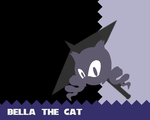 Bella The Cat Intro Style BG (V2) by Hexidextrous
