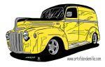 Ford Wagon by CDL113