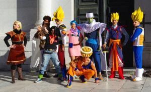 Cosplayers in Lucca 2012 14 by st2wok