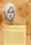OCProfile: Dasarine Corioth by Endorell-Taelos