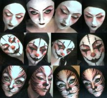 More Face Painting Fun by BeccyBex