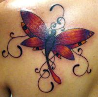 Dragonfly: back shoulder by zradkins