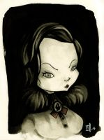 Burial At Sea : Elizabeth by willymerry