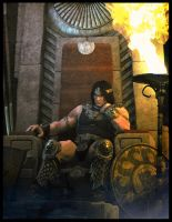 Age-of-conan by pascalblanche