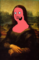 This is Art by Zoidberg-Is-A-Meme