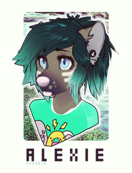 Experimental Badge : cajunspiced by One-Eyed-Doe