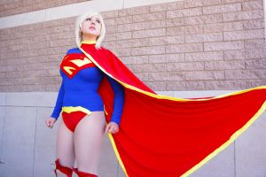 New 52 Super Girl by SuperNinjaDuck