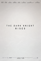 The Dark Knight Rises Teaser - Fan Poster by P2Pproductions