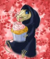cupcake and the Death of Rats by metaira