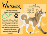 Whicher CSD by Artistic-Castaway