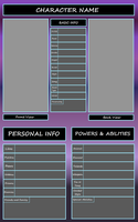 Character Sheet ((Free to Use)) by Midnyte-Wolff