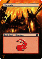 Mountain - Alter art by TomGreystone