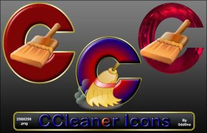 Misc CCleaner Icons by 0dd0ne