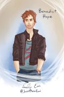 Ben Hope by iAmTheForcex3