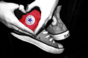 converse in my heart by mummi-babe