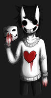 Off : Zacharie by TheSnowyDream