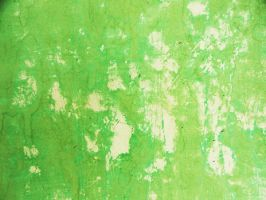 Green Wall 1 by karmasach