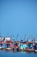 Boats by m3an9mln