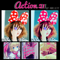 Arriiety Action 21 by Arriiety