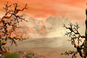 STOCK BG13 Sandstorm by MaureenOlder