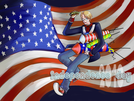 Independence Day 2010 by amserpand