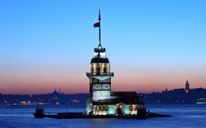 ...Maiden's Tower 2... by erhansasmaz