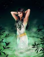 Rithiell (The waters of Pelay) by everfae