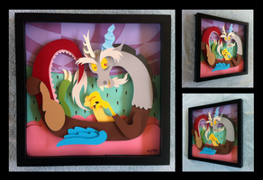 Shadowbox: Discord by The-Paper-Pony
