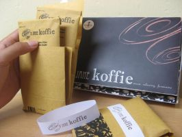PROMO FOR NEW COFFEE PRODUCT by serigalahitam