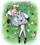 Sleeping Lolita Alice by NoFlutter