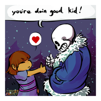 you're doing good kid! by TratserEnoyreve