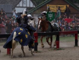 Opening Day Joust 2012 by TheMightyQuinn