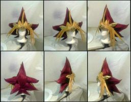 Pharaoh Atem Wig by RHatake