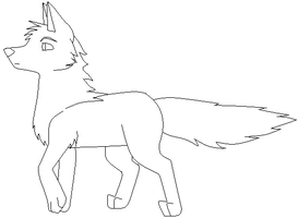 Wolf lines (2011) by CherrySapphire