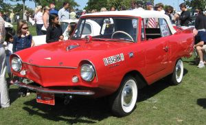 1964 Amphicar 770 by motoryeti